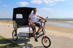 Vélo Taxi du Bassin