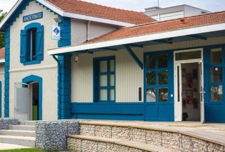 Extérieur Office de Tourisme - David Remazeilles Gironde Tourisme
