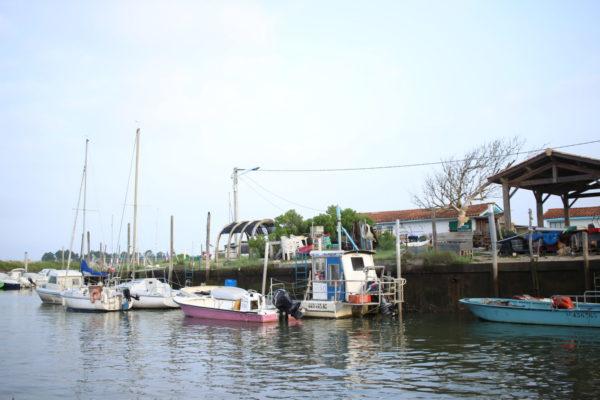 Embarquez à la marée ostréiculture