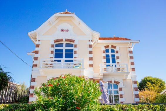 Villa la Houle Andernos les Bains - Villa typique du Bassin d'Arcachon - crédit photo Agence les Conteurs