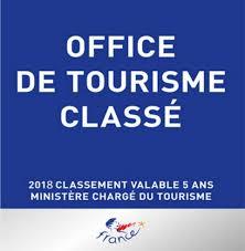 classement de l'Office de Tourisme d'Andernos