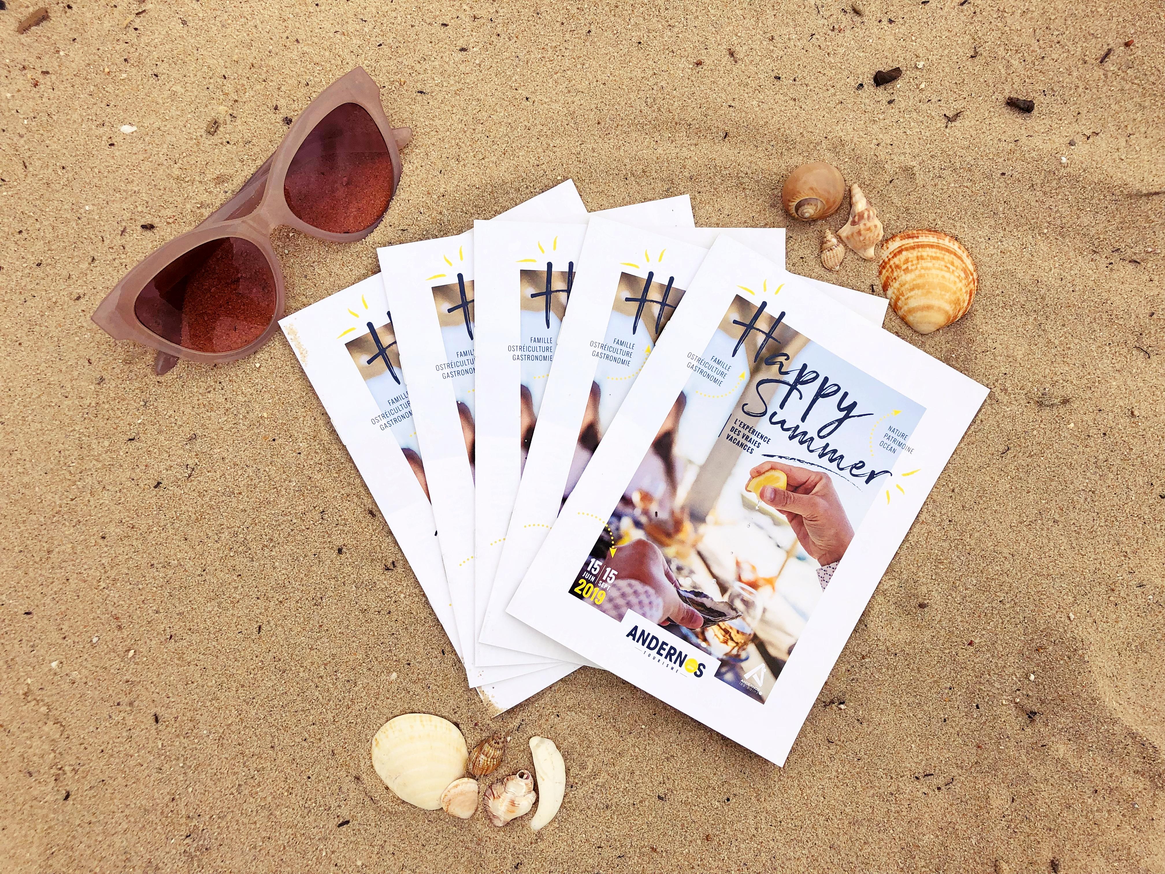 Guide estival happy Summer Andernos les Bains