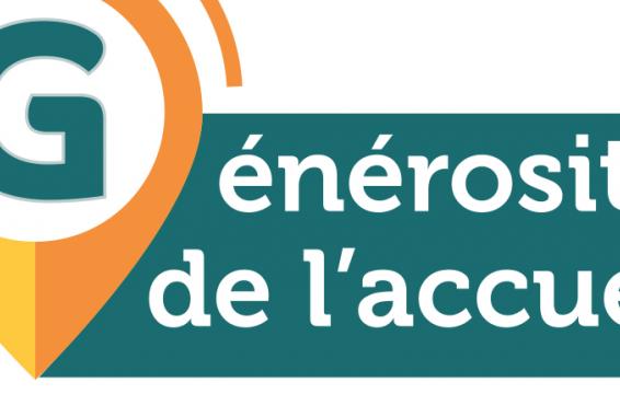 Logo générosité de l'Accueil en gironde