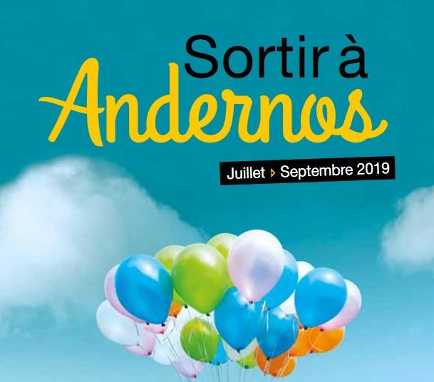 Guide des animations andernos saison 2019